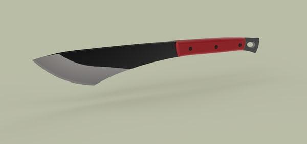 vox golem 3D model
