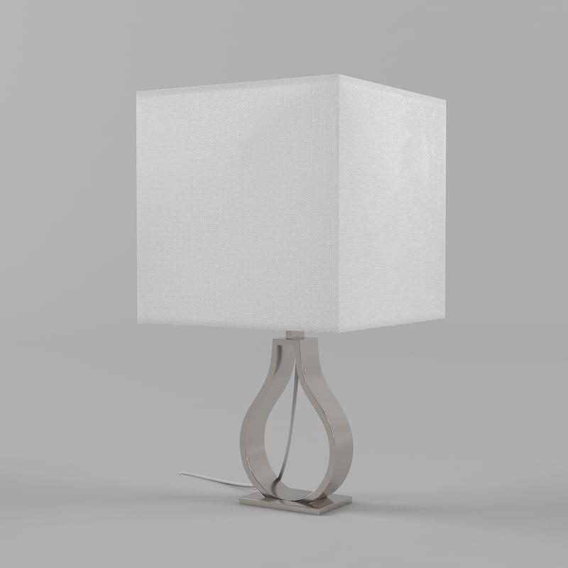3D lamp klabb ikea