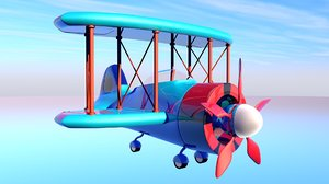 toy airplane model