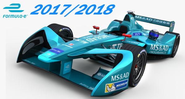 3D formula ms ad model