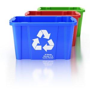 contains box 3D model