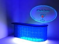 blue bar 3D model