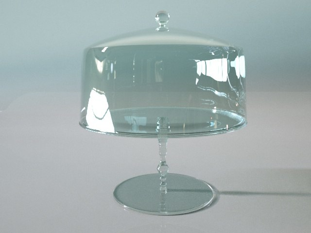 cakestand display 3D