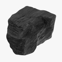lump coal 02 3D