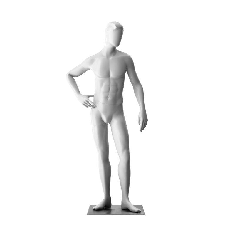 Male Mannequin 3D Models for Download | TurboSquid