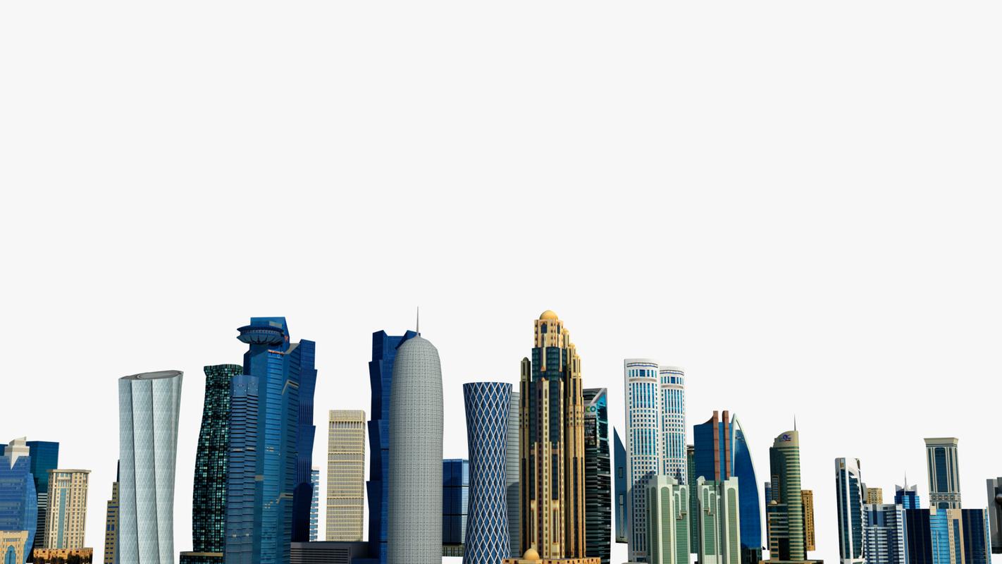 cityscape doha s downtown model