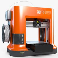 3D Printer da Vinchi Mini
