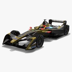 techeetah formula e season model