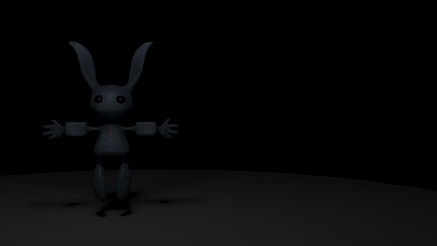 trader rabbit 3D model