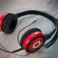 3D model headphone phone