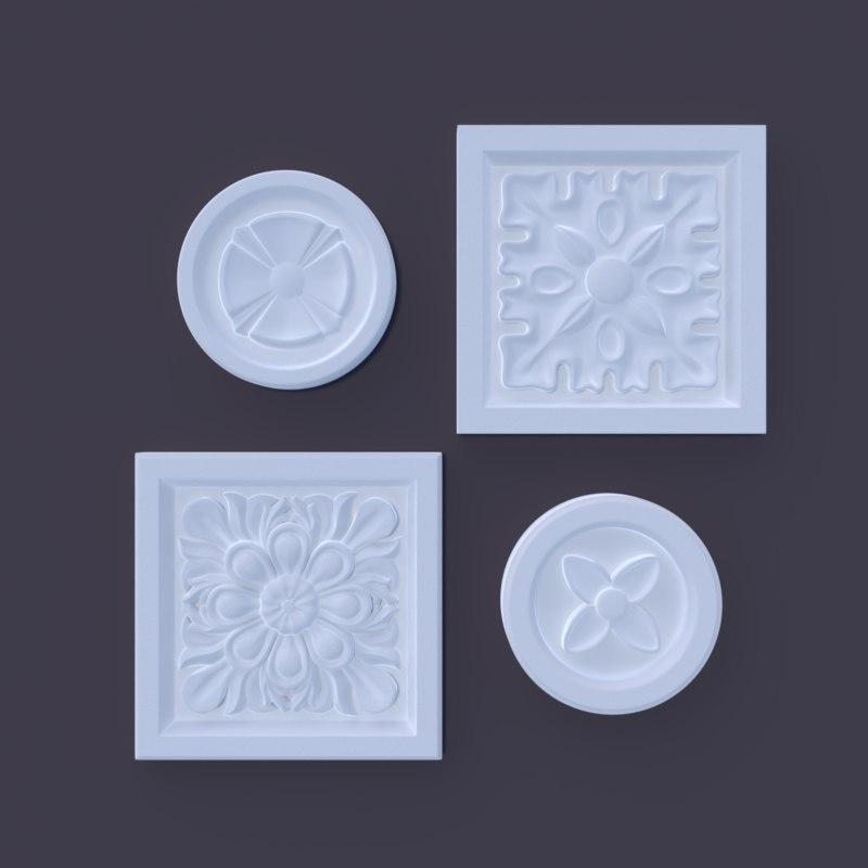 3D print cnc model