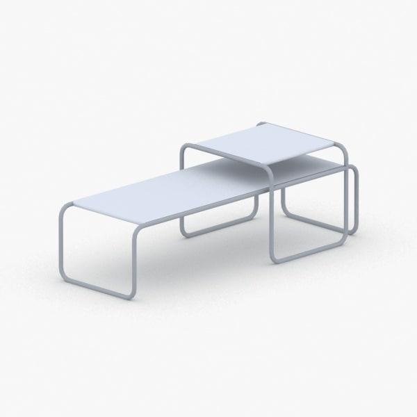 3D interior - classic sofa model