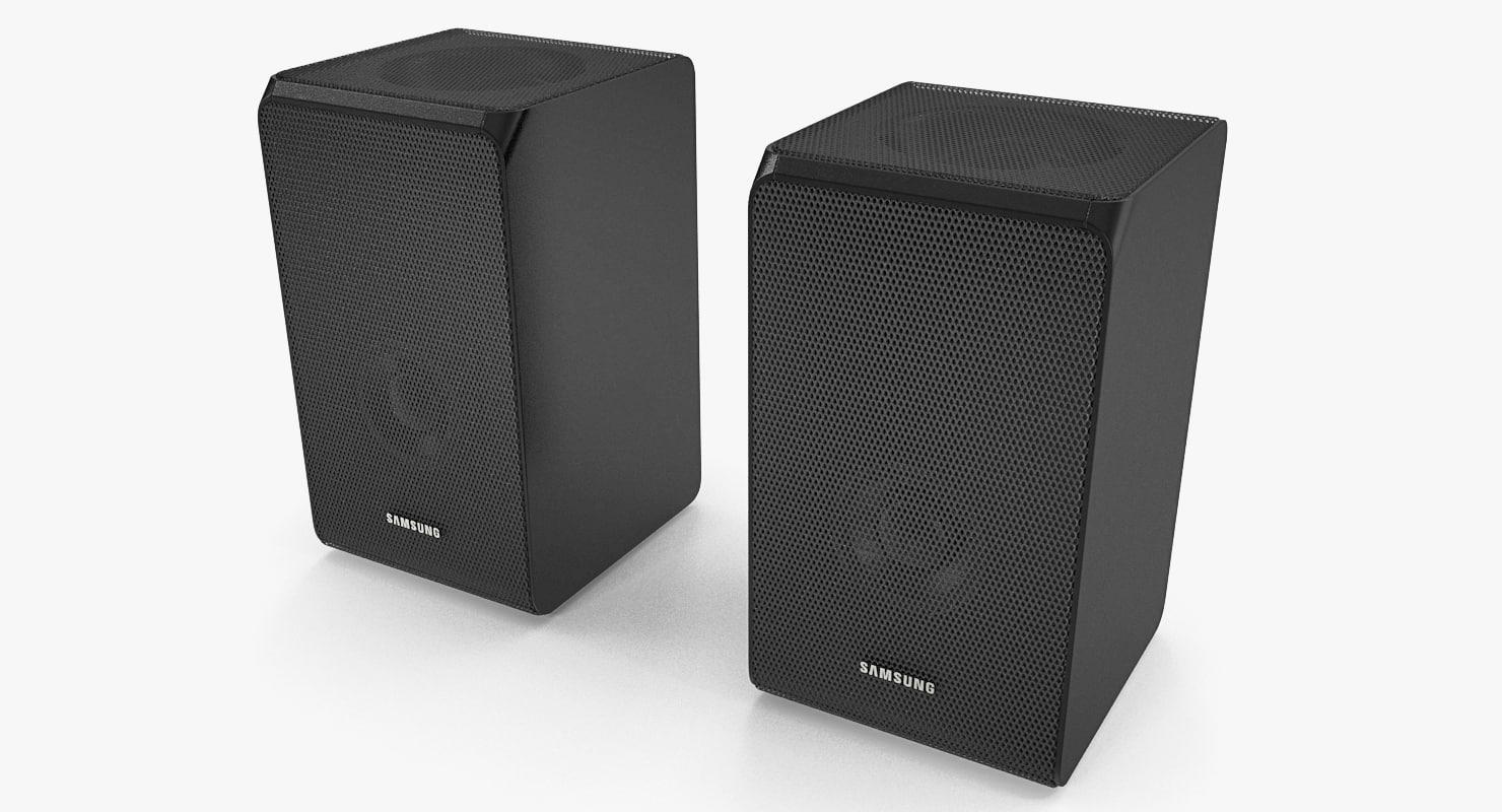 samsung wireless speakers 3D