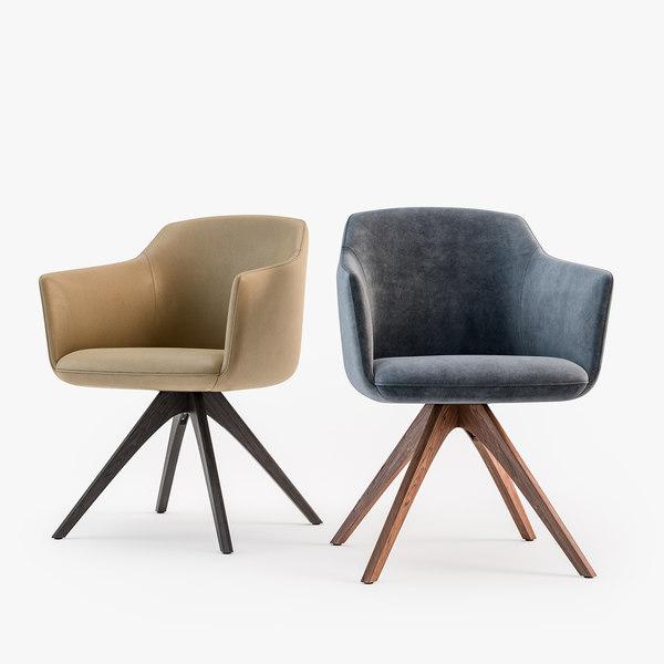 Rolf Benz 640 Stuhl