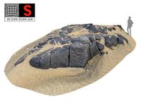 dark dunes 16k 3D model