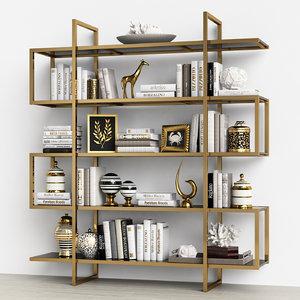 eichholtz cabinet soto 109825 3D model