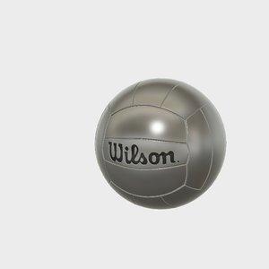 willson 3D model