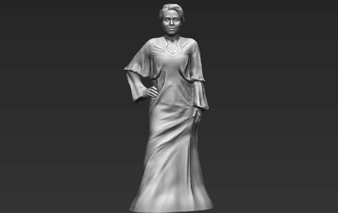 adele ready printing stl 3D model