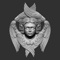 3D angel cnc