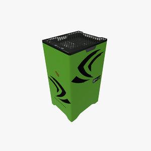 3D nvidia ft 03 model