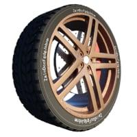 3D new wheel model