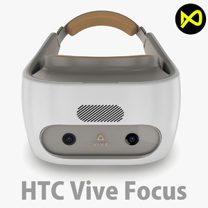 htc vive focus 3D model