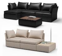 3D model sede sofas 19