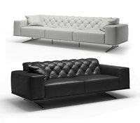 othello j m sofa 3D