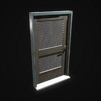 Door Lowpoly