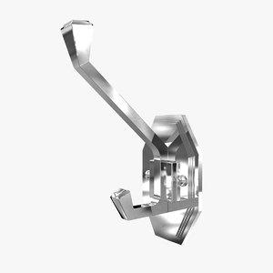 hook mk 4656 mackintosh 3D model
