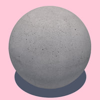 concrete ball model