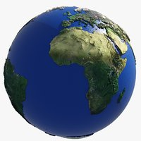 Earth Globe HD