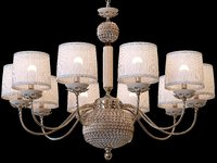adagio sp10 chandelier 3D