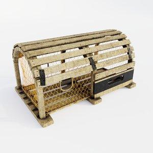 lobster trap model