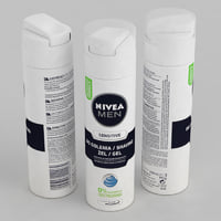 3D nivea shaving gel