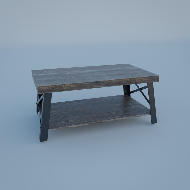Small Table Model 10