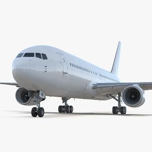 boeing 767-200 generic model