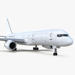 boeing 757-200f generic 3D