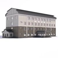 public building model