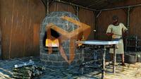glass master 3D model