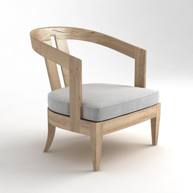 chair olympus lounge model