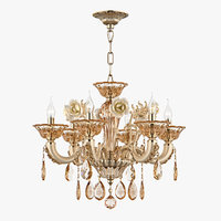 3D chandelier md 32661-6 osgona model