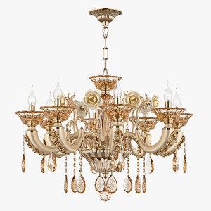 3D chandelier md 32661-8 osgona