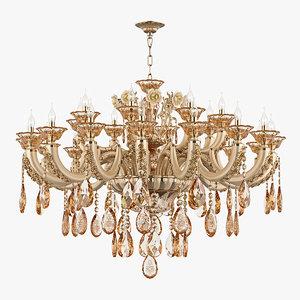 chandelier md 32661-16 8 3D
