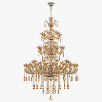 3D chandelier md 32661-41 osgona