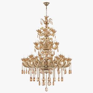 3D chandelier md 32661-41 osgona