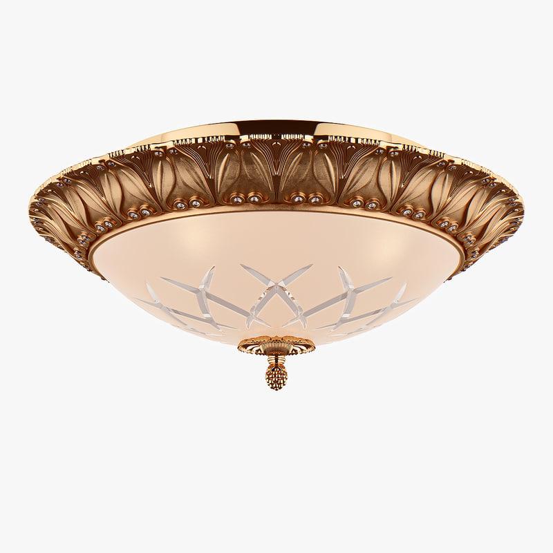 ceiling lamp mx 98311-4 3D model
