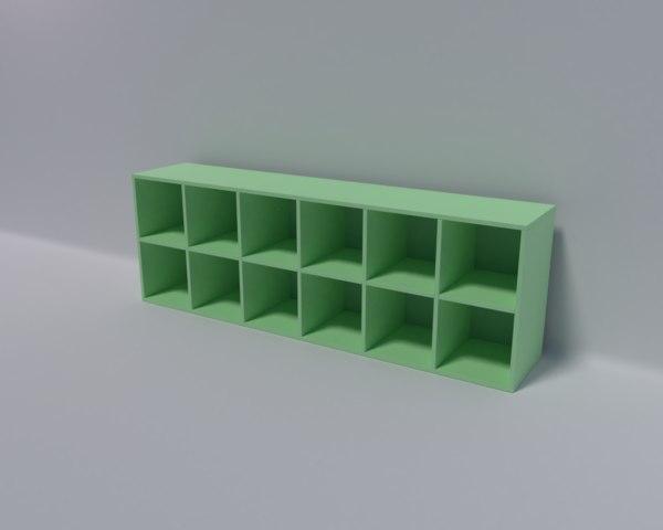 3D cabinet pots