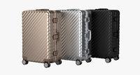 suitcase 3 3D