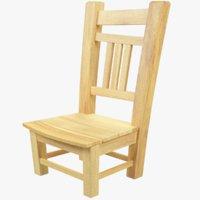 cartoon chair 3D